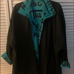 Mycra Pac Coat